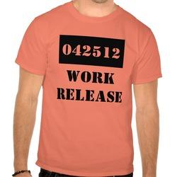 T-Shirt Retirement Date Gag Gift..