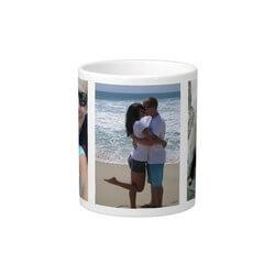 Jumbo Custom Photo Mug Jumbo Mug -..