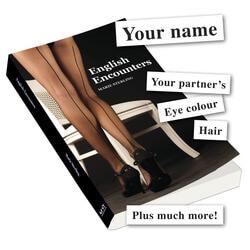 Personalized Romance Novel English..