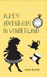 Personalized Alice In Wonderland