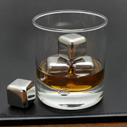 Stainless Steel Whiskey Stones,..