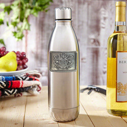 Wineteen Wine Bottle Canteen With..
