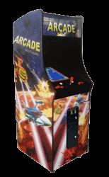Arcade Classics Upright Arcade..