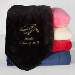 Personalized Graduation Fleece..