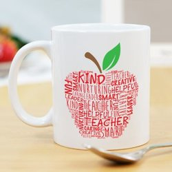 Teacher Word-Art Mug