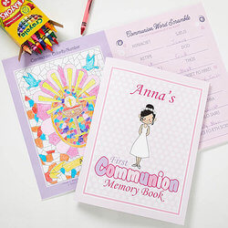 Personalized First Communion..