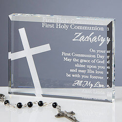 Personalized First Communion Gifts..