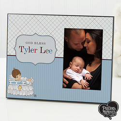 Personalized Christening Picture..