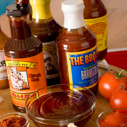 BBQ Sauce Of The Month Club - 3..