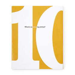10: Whats On Your List...?