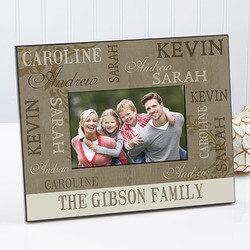 Personalized Photo Frames - Our..