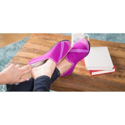 Flexible Fitness & Travel Shoes