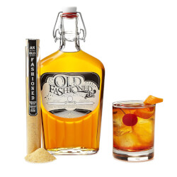 Old Fashioned Whiskey Infusion Kit