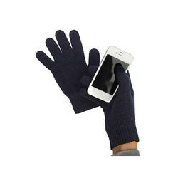 Glove.Ly: Cozy Navy Small