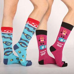 Wild & Crazy Socks Subscription..