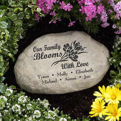 Personalized Garden Stones - Our..