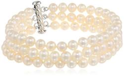Classic Freshwater Pearl Bracelet