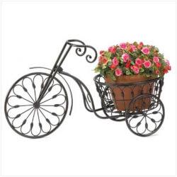 Nostalgic Bicycle Garden Decor