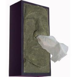 Tiki Tissue Box Holder