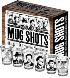 Mug Shots (Shot Glasses With..