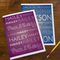 Personalized School Folders For..