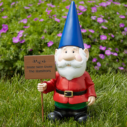 Personalized Garden Gnomes