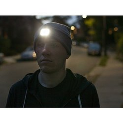 X-Cap: Rechargeable Lighted Hat