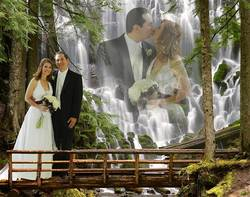 Waterfall Romance Fantasy From..