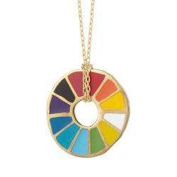 Color Wheel Pendant