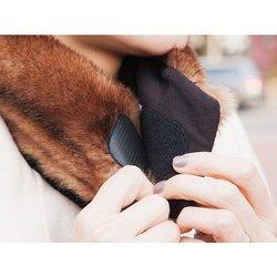 NEKZ: Faux Fur Scarf Alternative -..