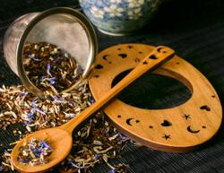 Cherrywood Tea Nest Infuser &..