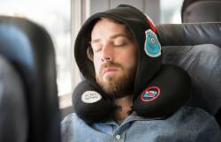 """Silent Music"" Travel Hoodie.."