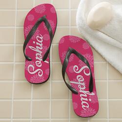 Personalized Flip Flop Sandals -..