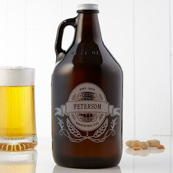 Personalized Beer Growler -..