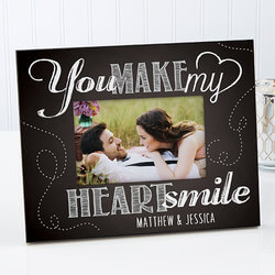 Personalized Romantic Photo Frame..