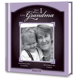 Why I Love Grandma Personalized..