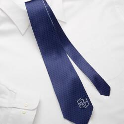 Personalized Mens Tie - Monogram
