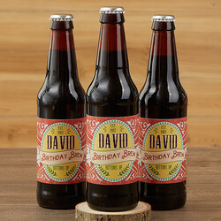 Personalized Beer Bottle Labels..