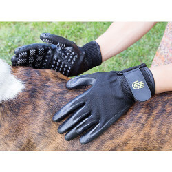 HandsOn Gloves: Grooved Pet..