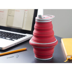 Hydaway: Collapsible Water Bottle