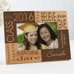 Personalized Graduation Picture..