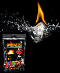 Quickfire All-Purpose Fire Starters