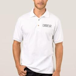 UBER GEAR Polo Shirt