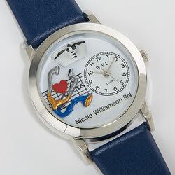 Personalized Nurse Watch Gift