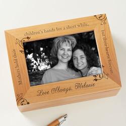 To My Mother Photo Keepsake Box..