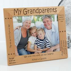 Personalized Grandparent Picture..