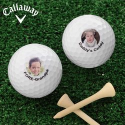 Personalized Photo Golf Balls -..