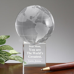 Worlds Greatest Mom Personalized..