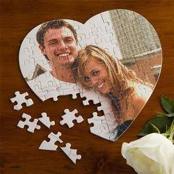 Personalized Photo Puzzle - Love..