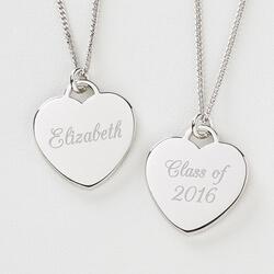 Personalized Graduation Necklace -..